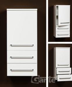 storage unit 40 cm white