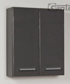 cabinet 60 cm grey