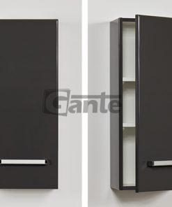 bathroom cabinet 30 cm grey